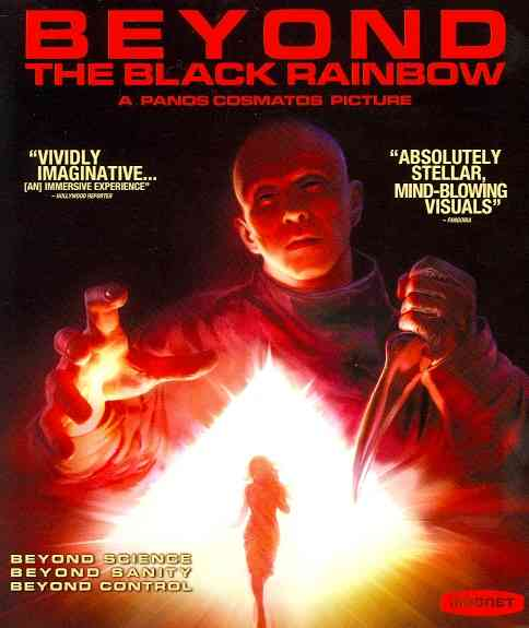 BEYOND THE BLACK RAINBOW BY ROGERS,MICHAEL (Blu-Ray)