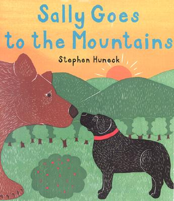 Sally Goes to the Mountains By Huneck, Stephen